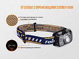 Ліхтар налобний Fenix HL30 2018 Cree XP-G3 сірий, фото 10