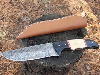 Нож Дамаск s- 55 эксклюзив,ручная работа