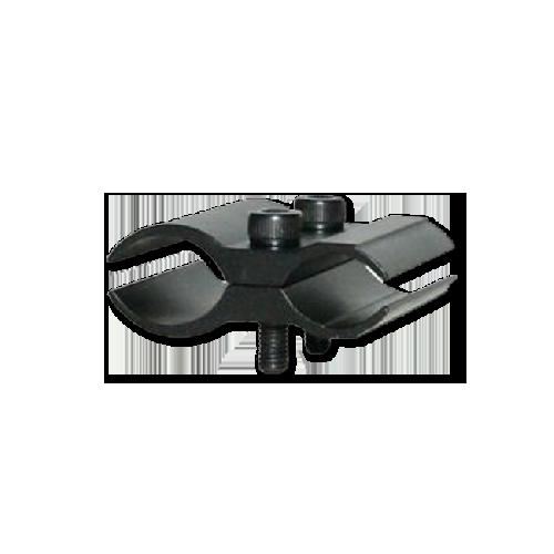 Кріплення до зброї 2 полов алюмін універс  F3456