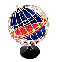 Глобус-модель Паралелі та меридіани Землі