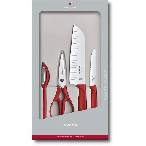 Набір кухонний Victorinox SwissClassic Kitchen Set (6.7131.4G)