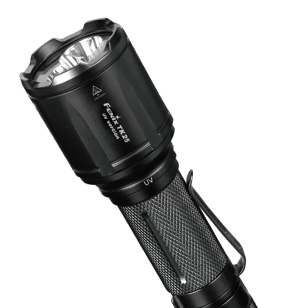 Ліхтар ручний Fenix TK25 UV Cree XP-G2
