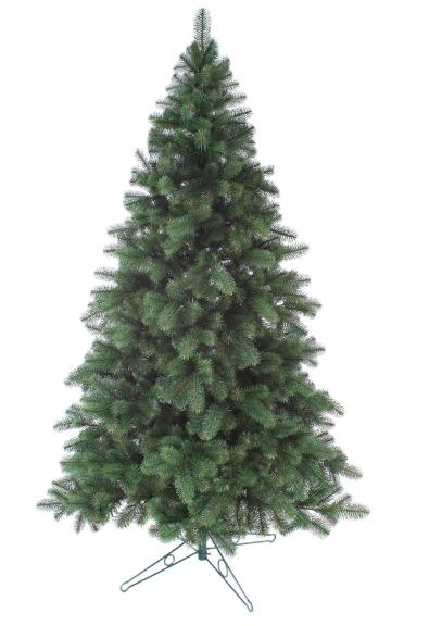 Штучна ялинка лита новорічна 1.50 м