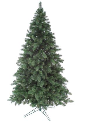 Штучна ялинка лита новорічна 1.50 м, фото 2