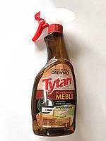 Средство для полировки мебелей Tytan