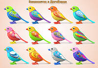 Интерактивная поющая птичка Digi Birds