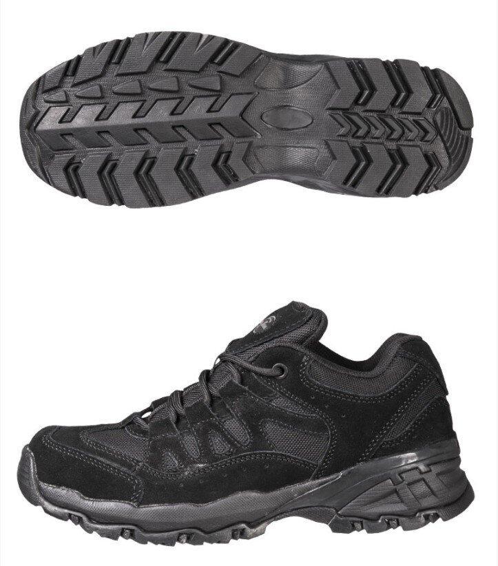 Mil-Tec Squad Shoes Black Взуття тактичне EU44