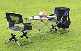 Складний стілець BRS-D3A, фото 2