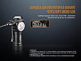 Ліхтар ручний Fenix LD15R Cree XP-G3, фото 10