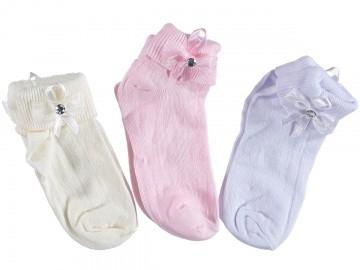 Детские носки на девочку яркие на 3-4 года