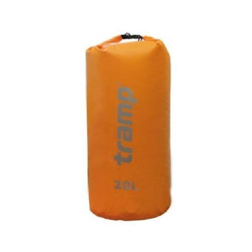 Гермомішок Tramp PVC 20 л, TRA-067 помаранчевий