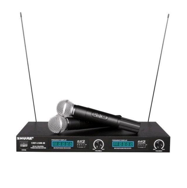 Беспроводная радиосистема на два микрофона DM 88 LX III