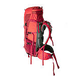 Рюкзак Floki 50+10 Tramp TRP-046-red, фото 3