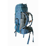 Рюкзак Floki 50+10 Tramp TRP-046-blue, фото 5