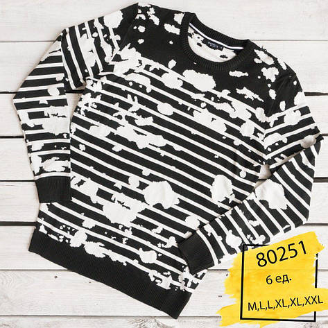 Мужской свитер Размеры норма: M, L, XL, 2XL, фото 2
