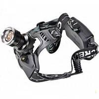 Налобный фонарь Police T621-2