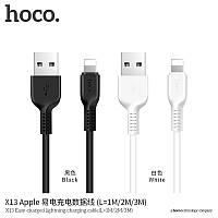 Кабель USB/IPHONE 5 HOCO X13 (1 м), фото 1