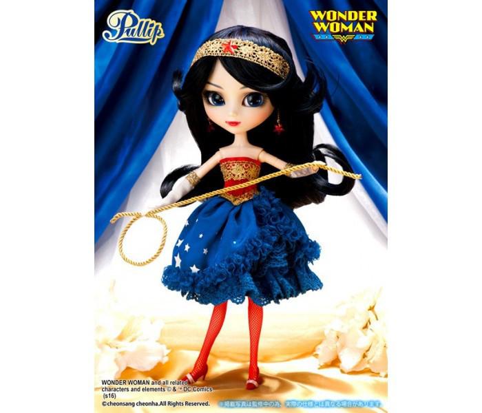 Лялька Pullip SDCC Wonder Woman Dress Version 2016 Пуллип Чудо Жінка