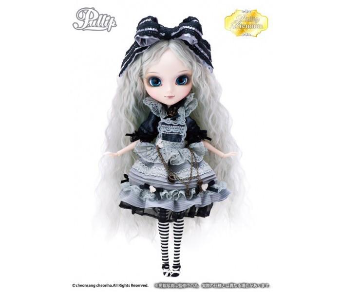 Кукла Pullip Romantic Alice Monochrome 2016 Пуллип монохромная романтичная Алиса в черно-белом