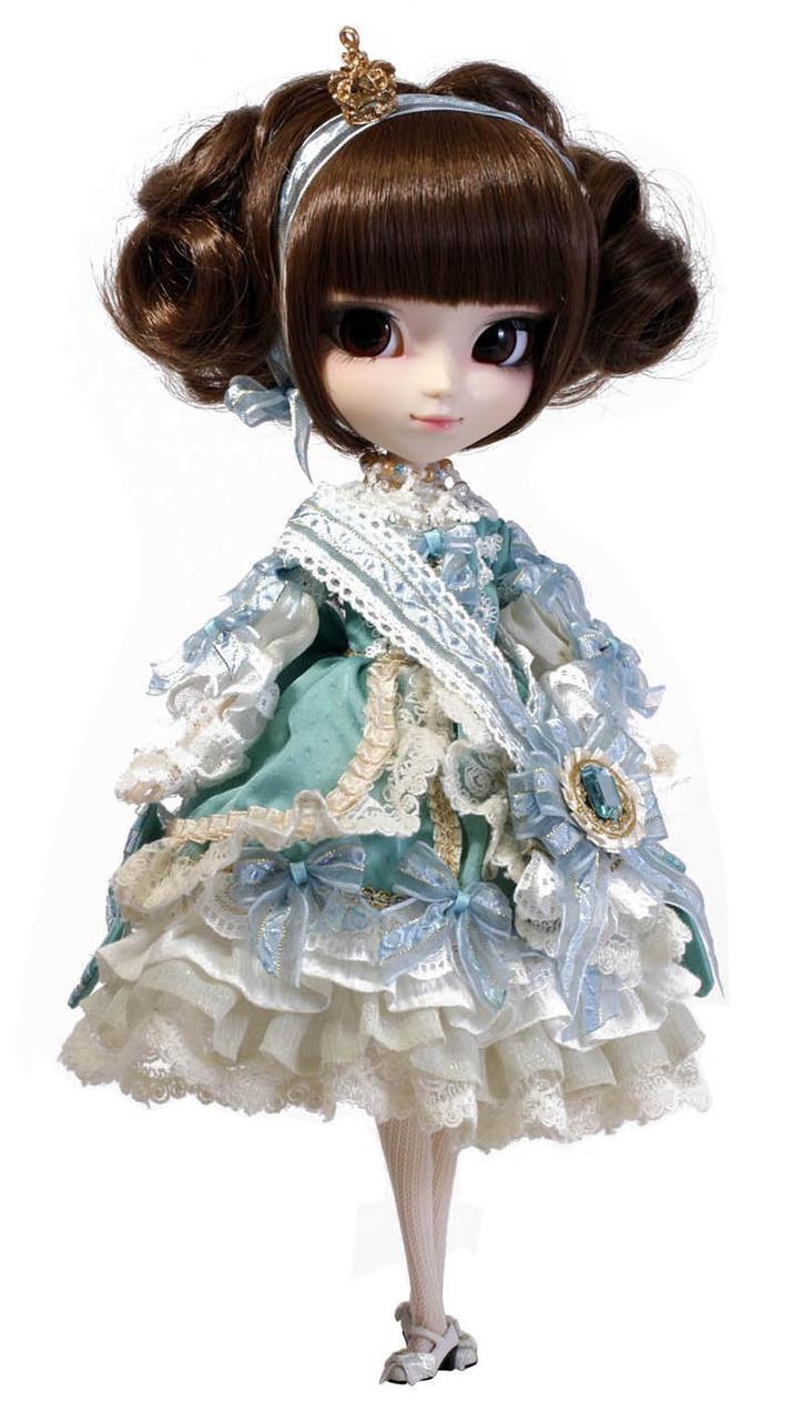 Мідорі Фукасава Світле зелене плаття серія Пуллип