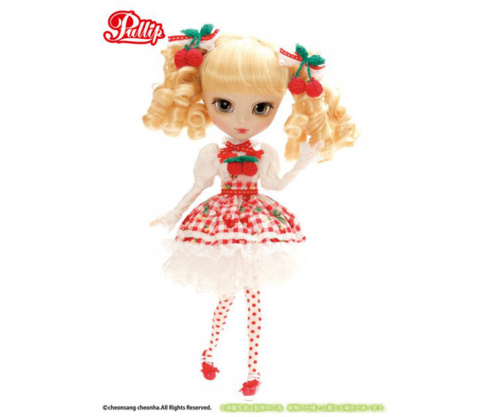Кукла Pullip VeryBerryPop 2016 Пуллип очень популярная ягодка