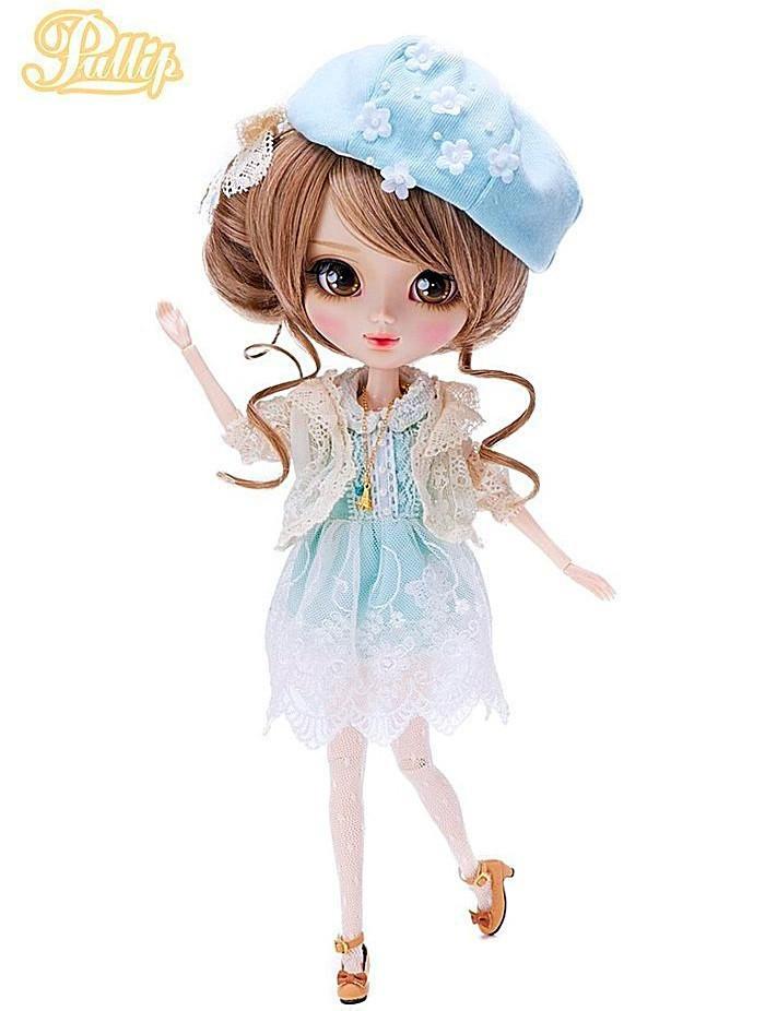 Кукла Pullip Cassie blue dress 2016 Пуллип Касси в голубом платье