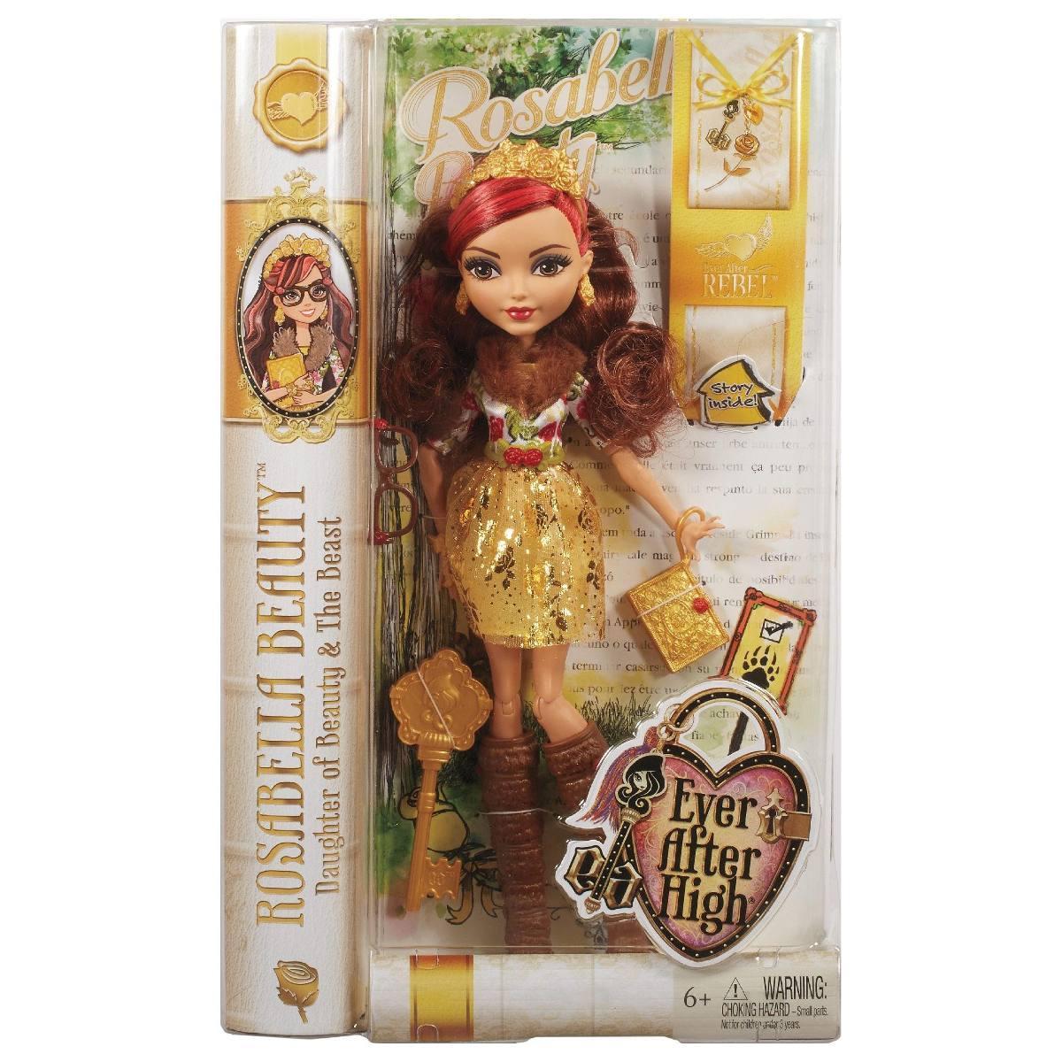 Лялька Евер Афтер Хай Розабелла Б'юті Rosabella Beauty Ever After High 1 хвиля лялька евер Розабела