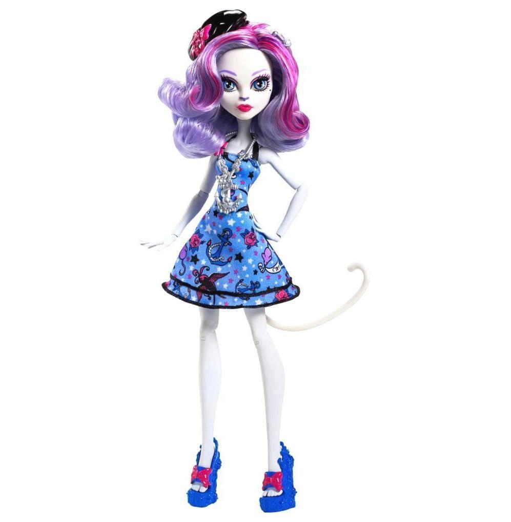 Кукла монстер хай Катрин Кораблекрушение Monster High Shriekwrecked Shriek Mates Catrine Demew Doll ори