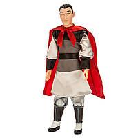 Кукла Ли Шанг принц мальчик Дисней Мулан Li Shang Classic Disney Doll Mulan классическая