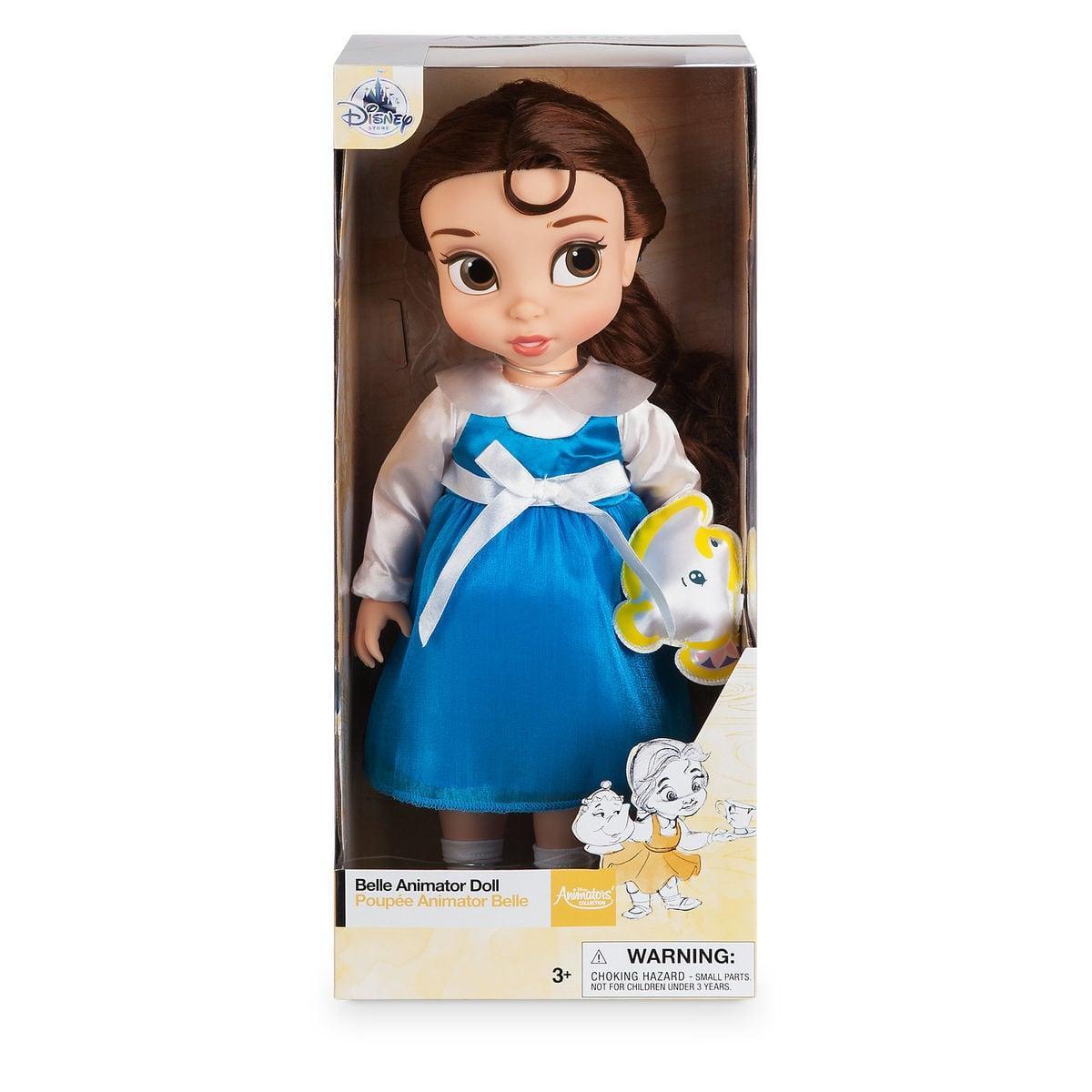 Лялька аніматор Бель Дісней Disney Animators Collection Belle 40 см Белль оригінал аниматорс