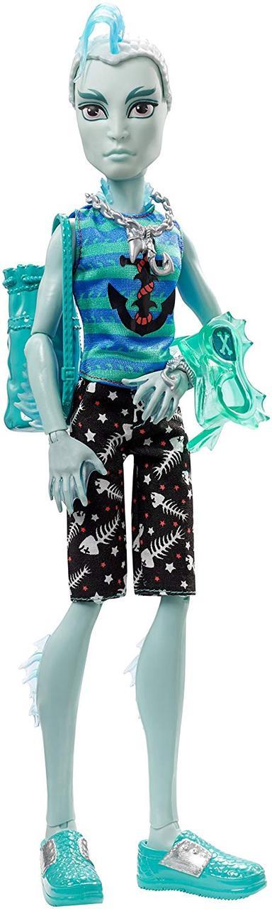 Кукла Гил веббер Кораблекрушение Monster High Gil Webber Shriekwrecked Shriek wrecked оригинал Mattel