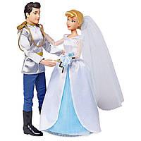 Свадебный набор Золушка и принц Дисней Cinderella and Prince Charming Wedding невеста Попелюшка