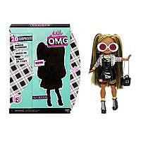 Кукла L. O. L. Surprise O. M. G. Alt Grrrl lol omg Альт Герл Лол Омг леди Гранж оригинал MGA, фото 1