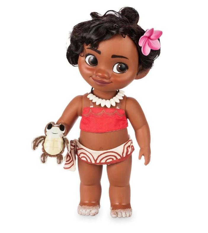 Велика лялька Аніматор Моана Дісней Moana Disney Animators оригінал ваяна