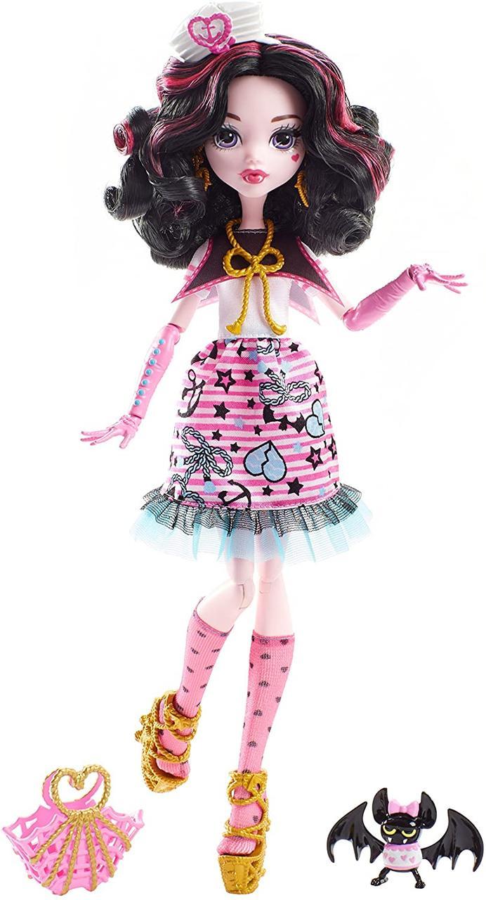 Кукла монстер хай Дракулаура Кораблекрушение Monster High Shriekwrecked Draculaura оригинал