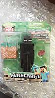 АНАЛОГ Фігурка Эндермен з блоком Майнкрафт Minecraft Core Enderman Figure Pack ендермен эндэрмэн, фото 1