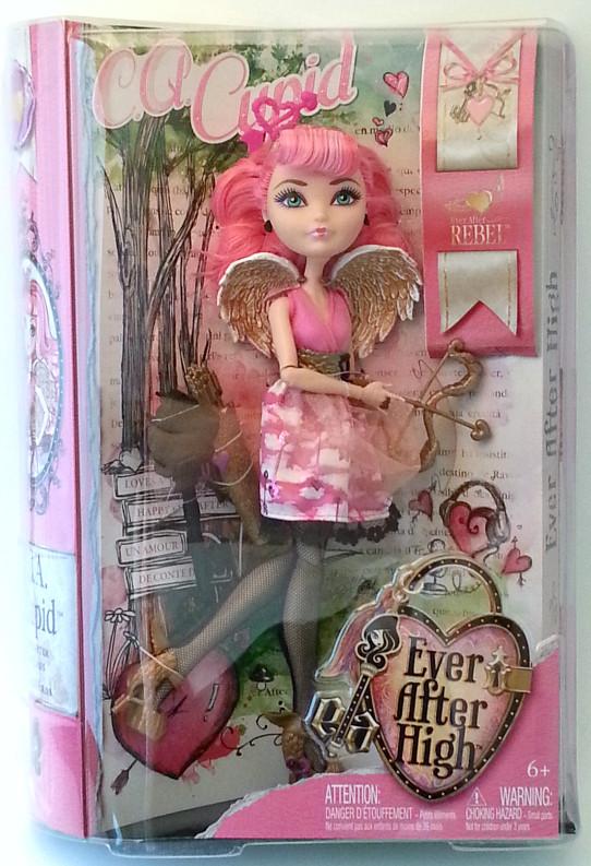 Базовая кукла Купидон эвер афтер хай Ever After High C. A. Cupid 1 выпуск Кьюпид эфер афтер хай оригинал