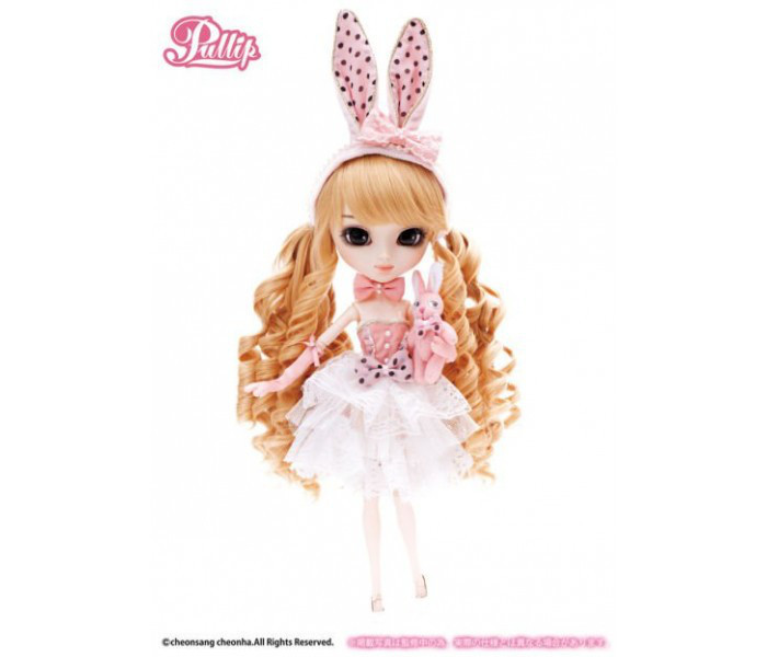Кукла Pullip Bonnie 2016 Пуллип Бонни коллекционная пулип зайка зайчик кролик Банни бони бани