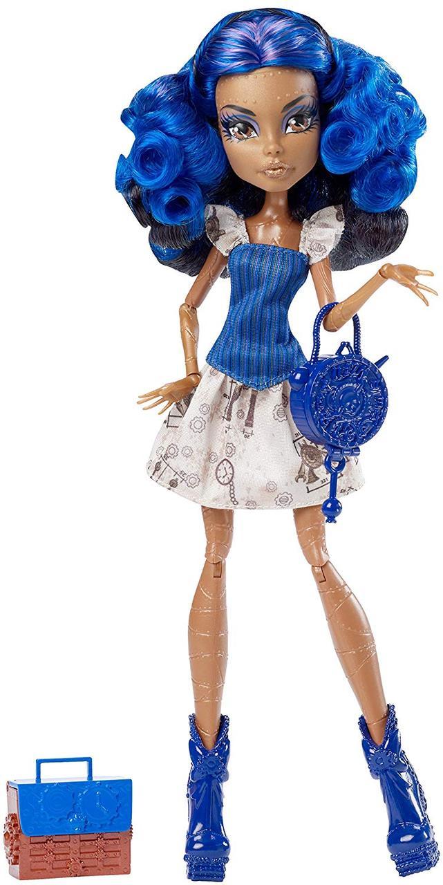 Кукла монстер хай Робекка Стим Я люблю монстроузные аксессуары Gore-geous Robecca Steam Doll робека оригинал