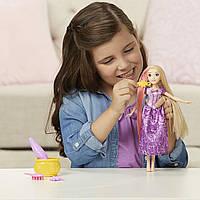 Кукла Рапунцель меняет цвет волос Магия Хасбро Disney Princess Rapunzel Stamp and Style Hasbro