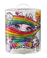Единорог Лол Пупси Слайм Poopsie Slime Surprise Unicorn Rainbow Or Oopsie в белой коробке радуга оригинал, фото 1