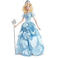 Кукла Барби Глинда с тиарой Barbie Wicked Glinda Doll Bubble Dress Tiara волшебник страны Оз, фото 1