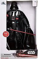 Кукла фигурка Дарт Вейдер звездные войны говорящий 37 см Darth Vader Talking Figure Star Wars оригинал Disney, фото 1