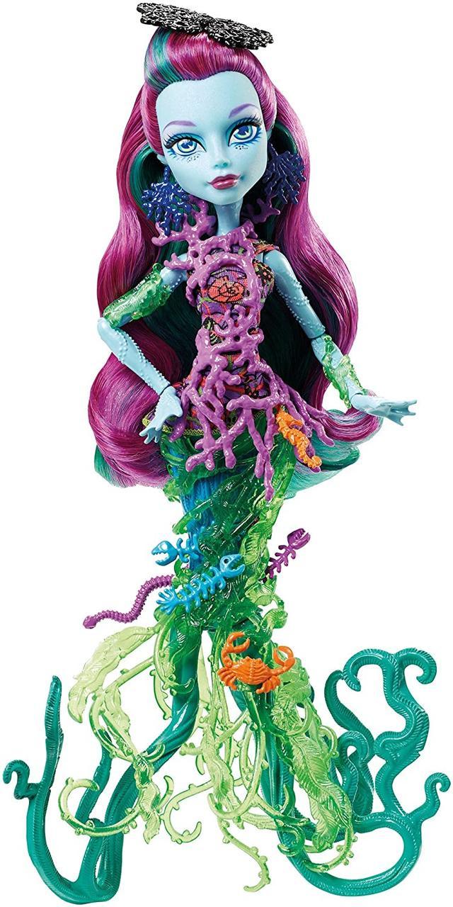 Кукла монстер хай Поси риф большой Скарьерный Риф Monster High Great Scarrier Reef Posea Reef