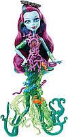 Кукла монстер хай Поси риф большой Скарьерный Риф Monster High Great Scarrier Reef Posea Reef, фото 1