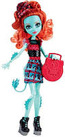 Кукла монстер хай Лорна МакНесси обмен Монстрами Lorna McNessie Exchange Program Monster High оригинал, фото 1