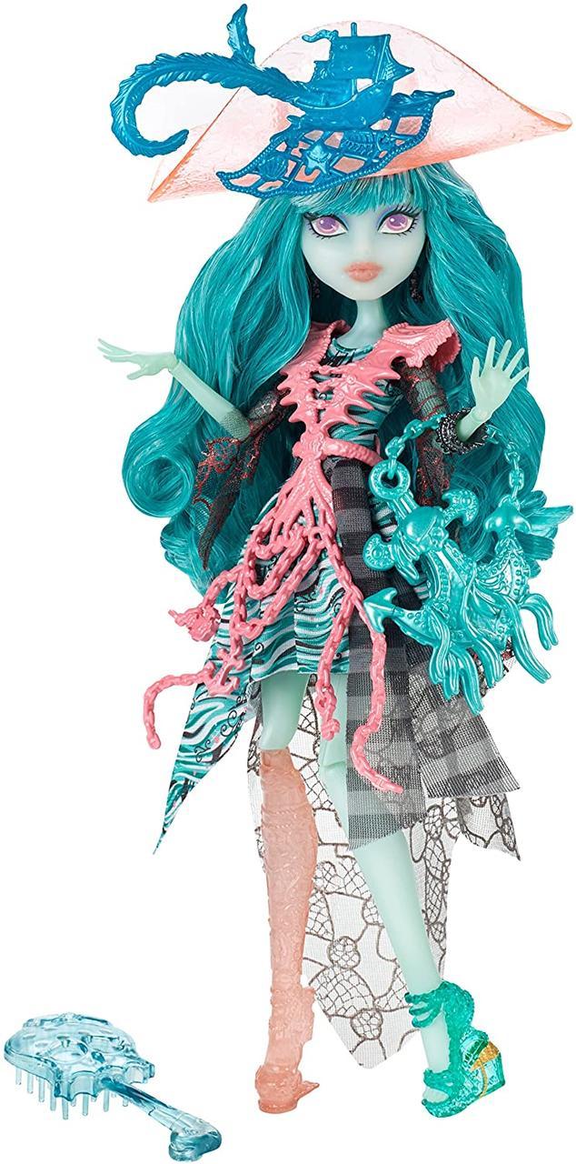 Уценка Кукла Вандала Дублонс базовая населенный призраками Monster high Vandala Doubloons Haunted призрачная