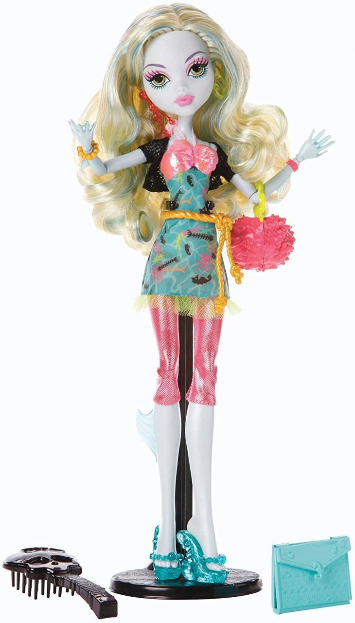 Кукла монстер хай Лагуна Блю День фотографии Monster High Picture Day Lagoona Blue оригинал