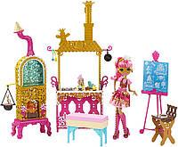 Лялька Sugar Coated Kitchen with Ginger Breadhouse Кухня з Джинджер Бредхаус з кухнею глазур оригінал Mattel, фото 1