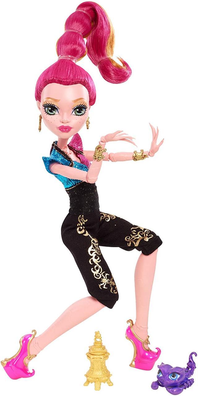Кукла Монстер Хай Джиджи Грант 13 Желаний monster Wishes Gigi Grant Doll оригинал